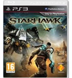 Starhawk on PS3