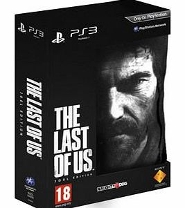 The Last of Us - Joel Edition on PS3