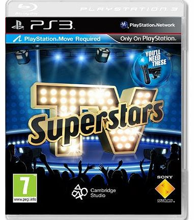 TV Superstars (Move Compatible) on PS3