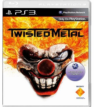 Twisted Metal on PS3
