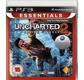 Uncharted 2 (Essentials) on PS3