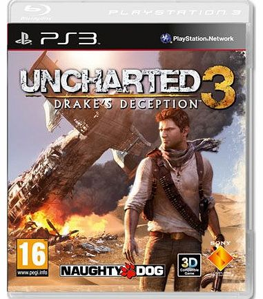 Uncharted 3: Drakes Deception on PS3