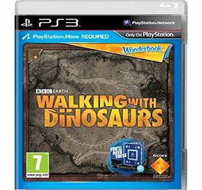 Wonderbook Walking with Dinosaurs on PS3