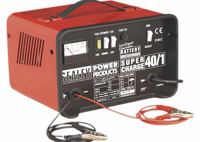 Battery Charger Low Maintenance 18amp 12/24v