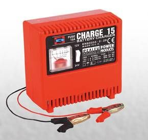 Sealey Charge Range Battery Chargers