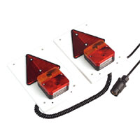 Lighting Board Set 2pc with10mtr Cable 12V Plug
