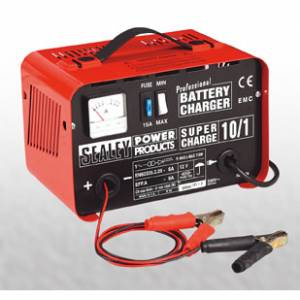 Professional Battery Charger 9Amp 12V