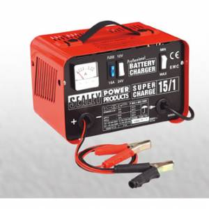Proffesional Battery Charger 14Amp 12/24V