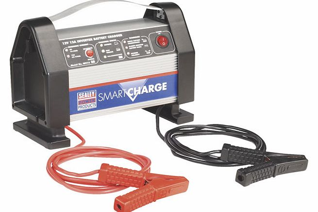Smartcharge Inverter Battery Charger 12v 12amp
