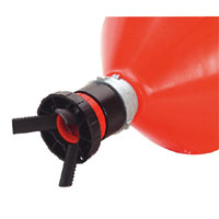 Solvent Safety Funnel with Universal Drum Adaptor
