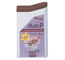 Clean Box Duo-P Carpet Cleaning Powder