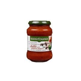 Seeds Of Change Organic Chilli Sauce - 350g