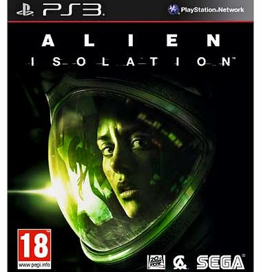 Alien: Isolation PS3 Game