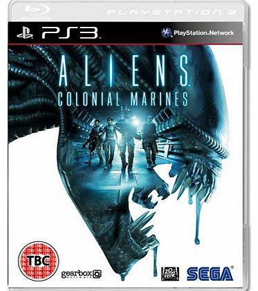 Aliens Colonial Marines Limited Edition on PS3