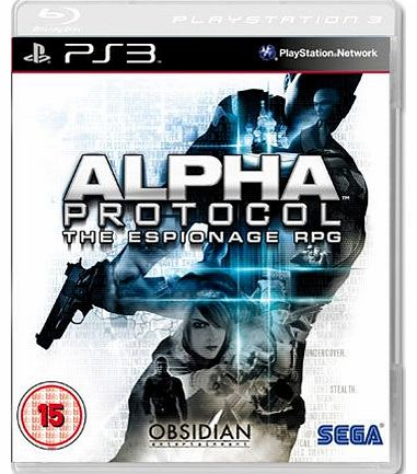 Alpha Protocol on PS3