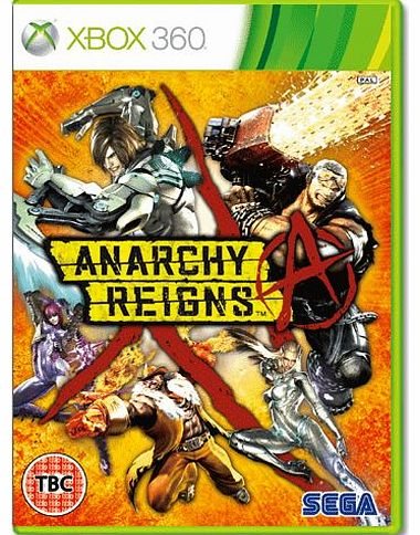 Anarchy Reigns on Xbox 360