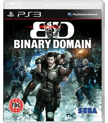 Binary Domain on PS3