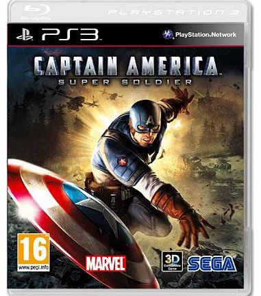 Captain America on PS3