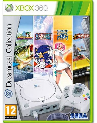 Dreamcast Collection on Xbox 360