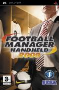 Football Manager Handheld 2009 PSP