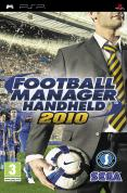 Football Manager Handheld 2010 PSP
