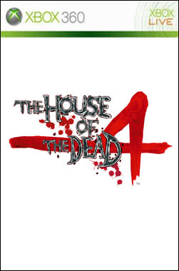 House of the Dead 4 Xbox 360