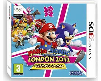 Mario & Sonic at the 2012 Olympic Games on