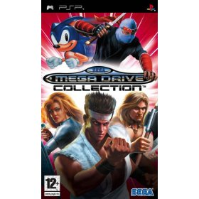 Mega Drive Collection PSP