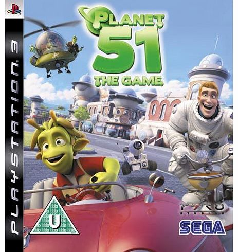 Planet 51 on PS3