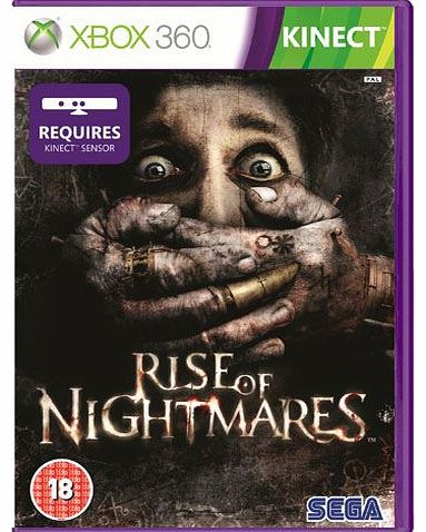 Rise of Nightmares (Kinect Compatible) on Xbox 360