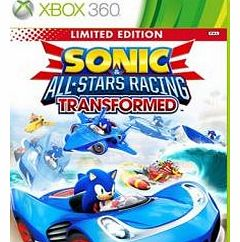 Sonic & All-Stars Racing Transformed on Xbox 360