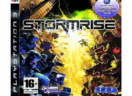 Stormrise on PS3