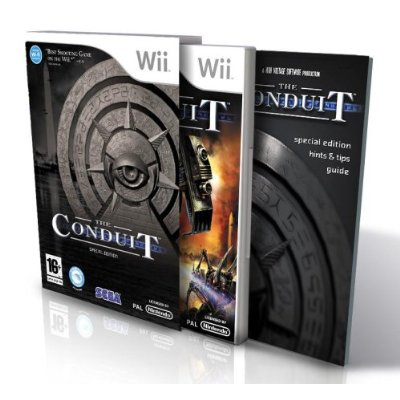 The Conduit Special Edition Wii