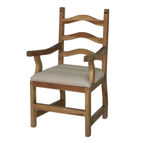 Segusino Mexican Pine Furniture Segusino Mexican Dining  : segusino mexican pine furniture segusino mexican dining chair with arms x2 from comparestoreprices.co.uk size 500 x 500 jpeg 18kB