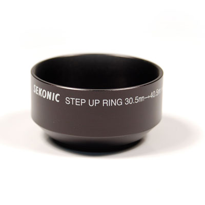 Step-Up Ring for L-558/558C/608/608C