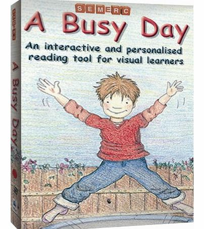 Semerc A Busy Day - Reading Skills for Special Educational Needs - CD-ROM HOME USER
