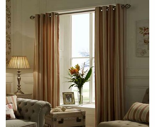 Collection Eyelet Lined Curtains