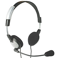 Sharkoon PC Stereo Headset 20 with Microphone