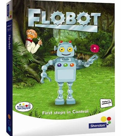 Sherston Flobot - infant educational adventure from Sherston. For ages 5 to 7.