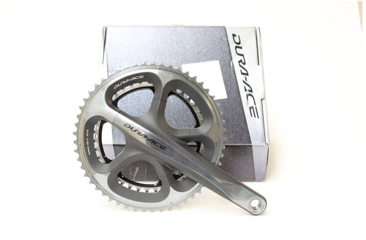 7900 Hollow Tech II Double Chainset -