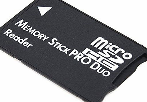 SIB STOREINBOX High Speed Micro SD SDHC TF to Memory Stick MS Pro Duo Reader PSP Adapter Converter #2