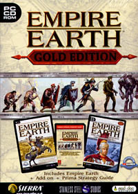 Empire Earth Gold Edition PC