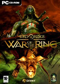 Lord of the Rings War of the Ring PC