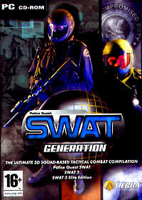 Police Quest SWAT Generation PC
