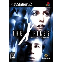 The X-Files Resist or Serve PS2