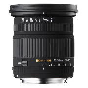 17-70mm f/2.8-4 DC Macro - Canon EOS Fit