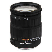 18-200mm f/3.5-6.3 DC OS (Stabilised) -