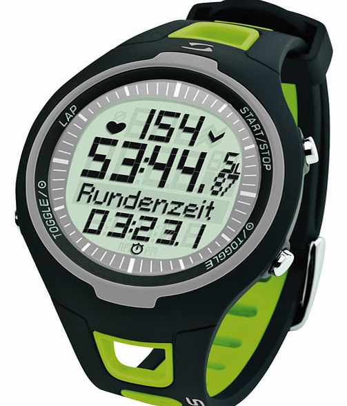 Sigma PC 15.11 Heart Rate Monitor - Green 21512