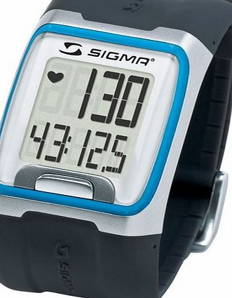 Sigma PC 3.11 - 23114 - Black/Blue - Heart Rate Monitor