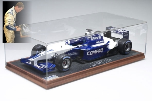 1:8 Model BMW Williams F1 FW23 Signed by R Schumacher